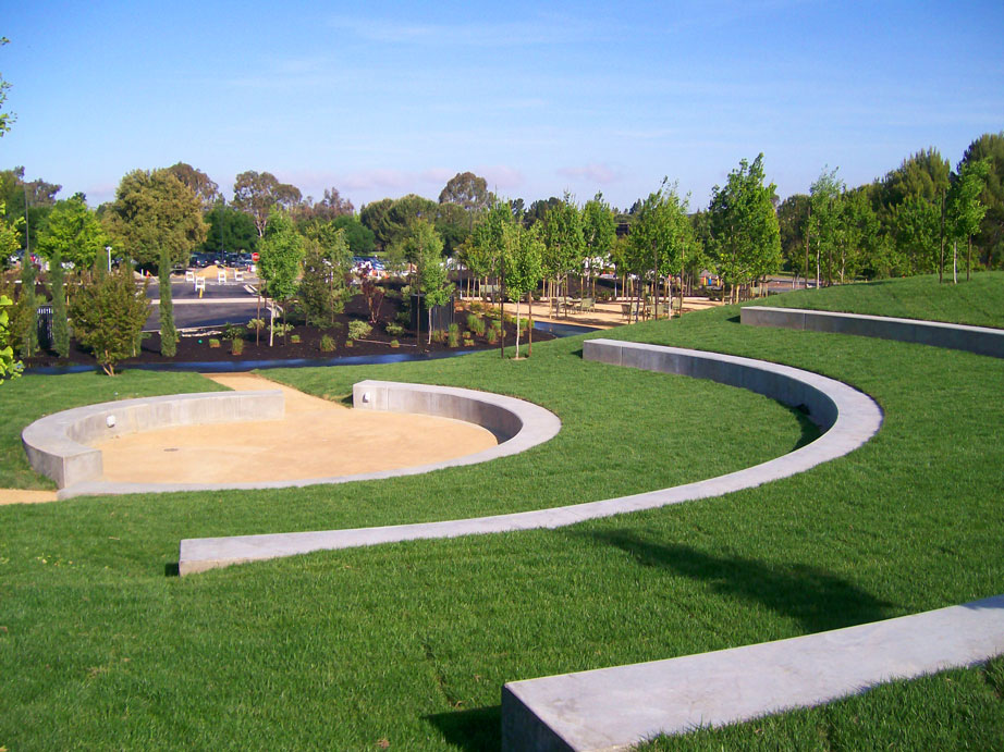 Amphitheater Construction - Pacific Coast General Engineering