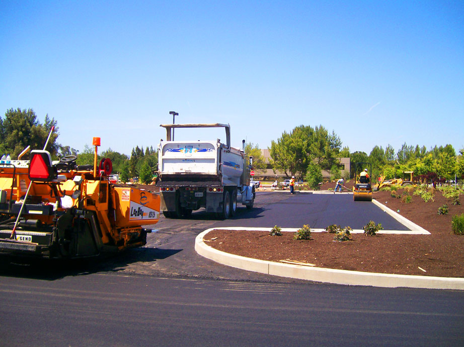 Parking Lot Construction - Pacific Coast General Engineering